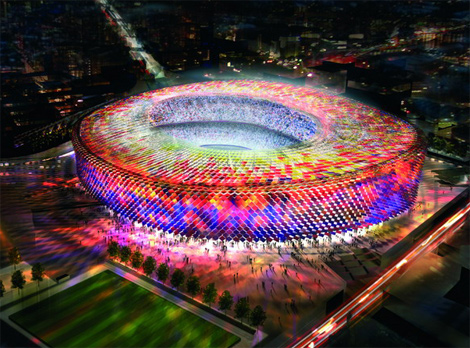 Камп Ноу стадион ФК «